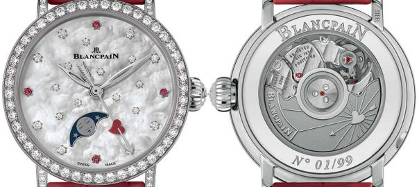 blancpain ultraplate saint-valentin 2018 with caseback