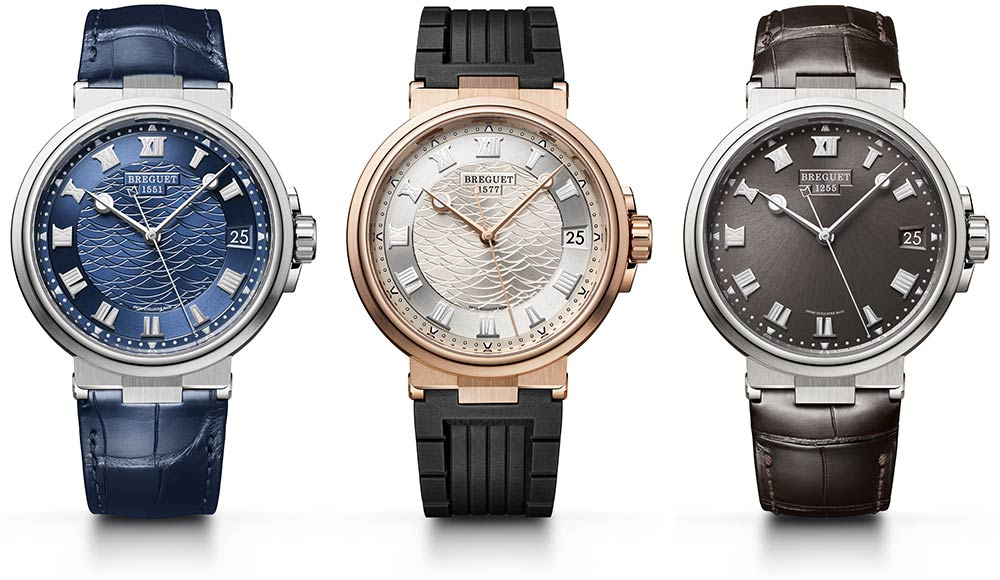breguet marine 5517 collection