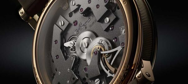 breguet tradition gmt 7067 closeup caseback