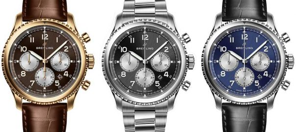 breitling navitimer 8 b01 collection