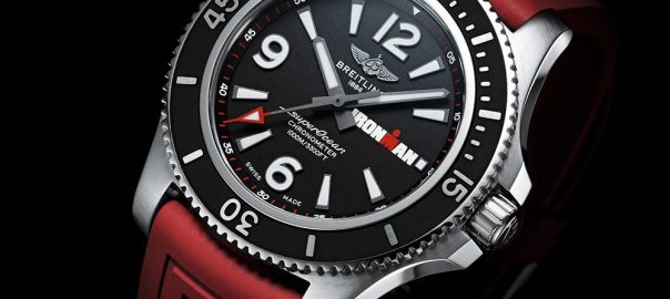 breitling superocean automatic-44 ironman limited edition 2 closeup