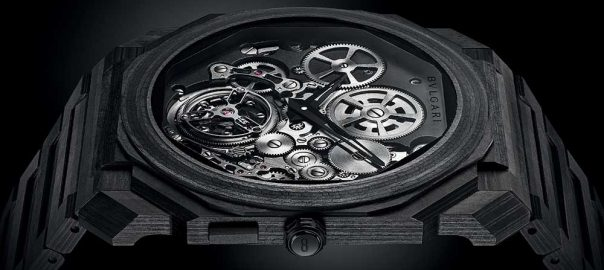 bulgari octo finissimo tourbillon carbon profile