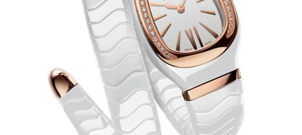 bulgari serpenti spiga white