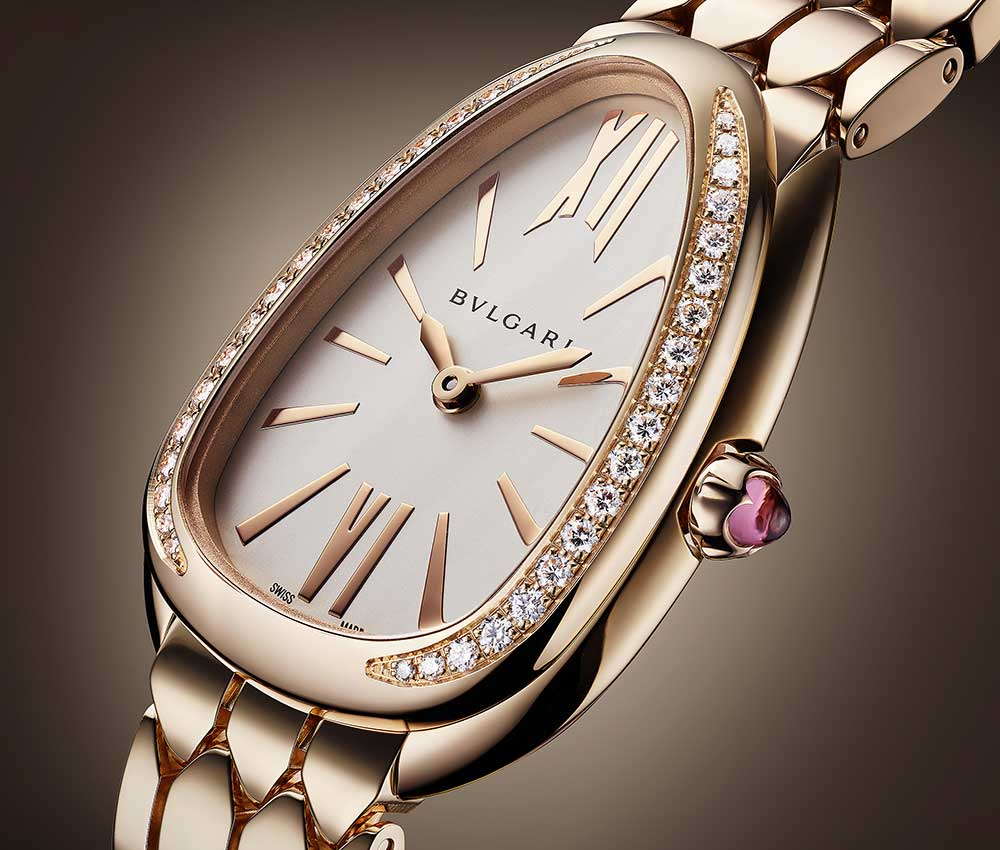 bvlgari serpenti seduttori closeup profile