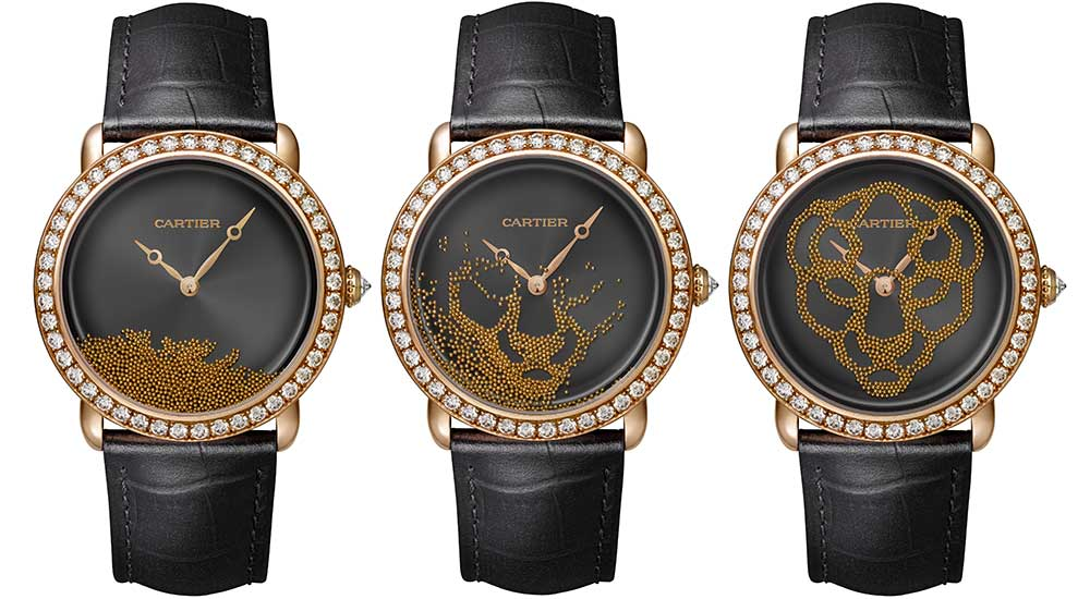 cartier revelation panthere views