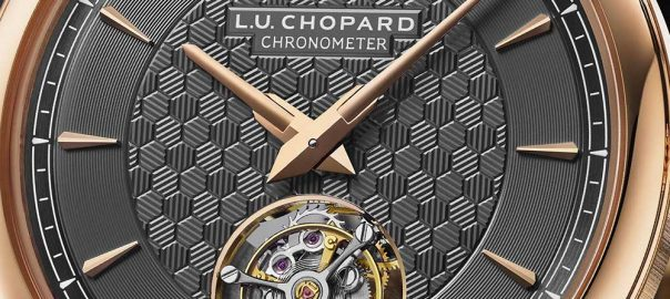 chopard luc flying t twin dial closeup