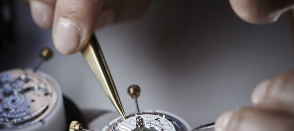 chopard luc traveler one detail