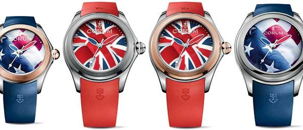 corum bubble us uk collection