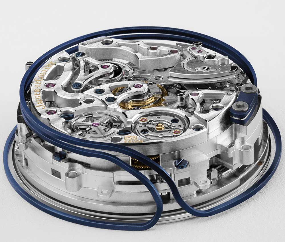 jaeger lecoultre master grande tradition minutes repeater perpetual movement