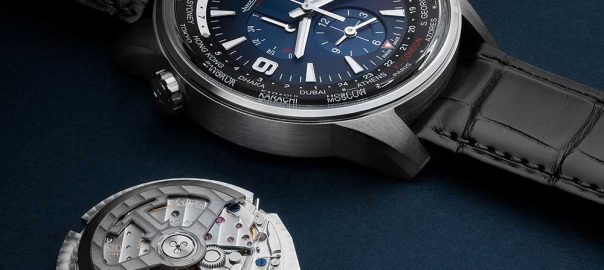 jaeger lecoultre polaris geographic world timer with movement