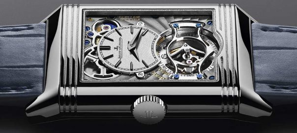 jaeger lecoultre reverso tribute tourbillon duo face profile