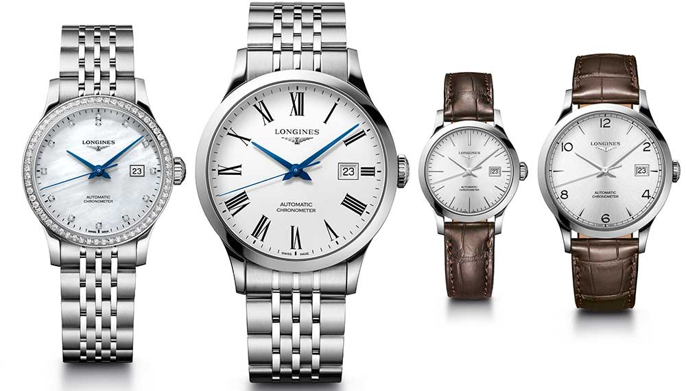 longines record collection