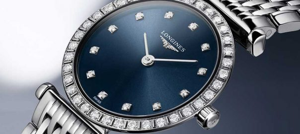 longines grande classique 2018 closeup diamants