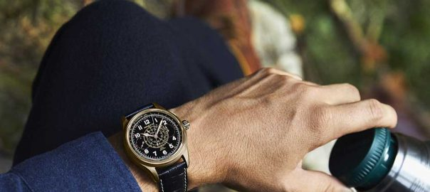 montblanc 1858 split second chronograph lifestyle