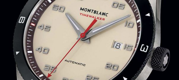montblanc timewalker goodwood closeup automatic