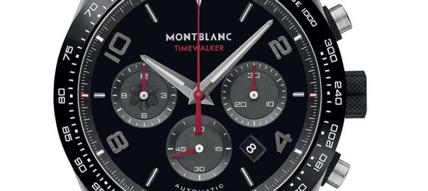 montblanc timewalker goodwood 2019 closeup