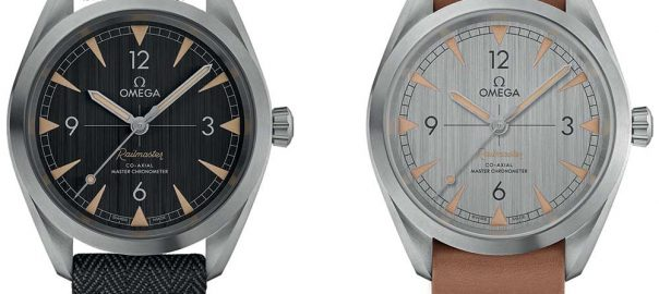 omega railmaster 2018 collection