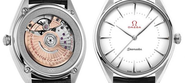 omega seamaster olymic games gold collection with caseback