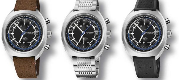 oris chronoris williams 40 anniversary ltd ed collection