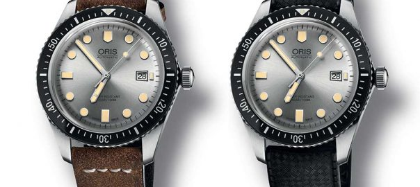 oris divers sixty-five group