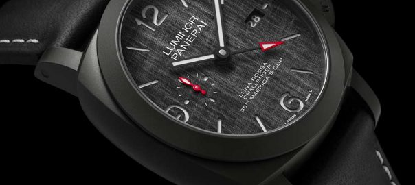 panerai luminor pam 1038 side