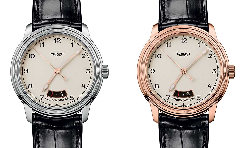parmigiani fleurier toric chronometre collection