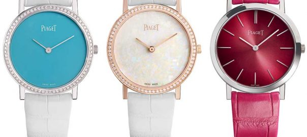 piaget altiplano 34mm collection