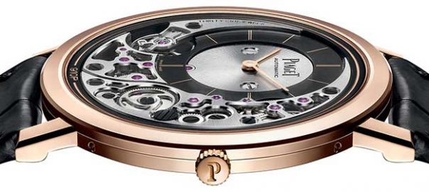 piaget altiplano ultimate automatic 910p profil