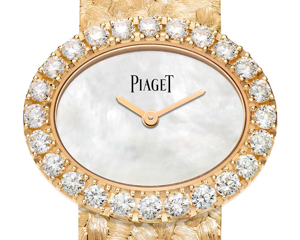 piaget extremely lady closeup