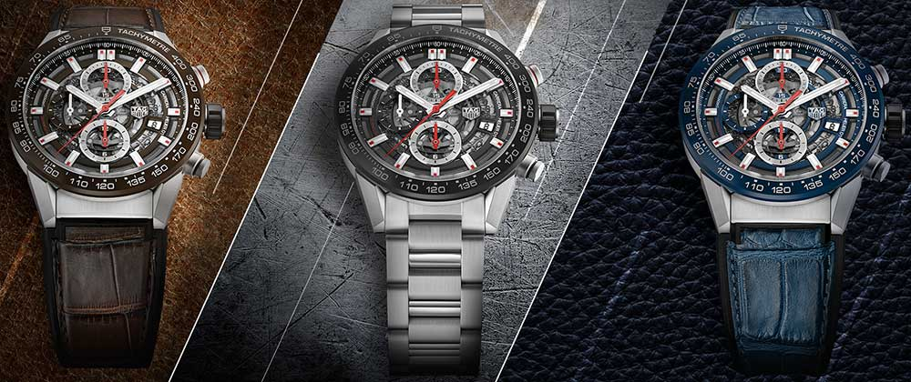 tag heuer carrera heuer 01 43mm 2017 group