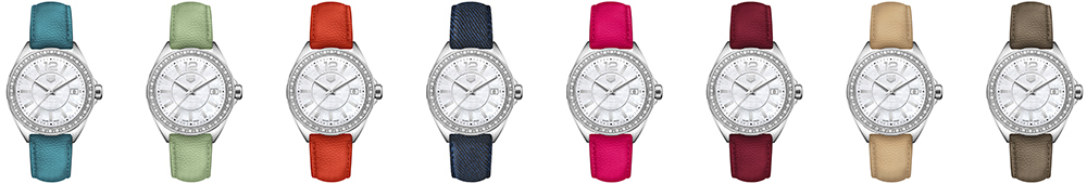 tag heuer formula 1 lady collection