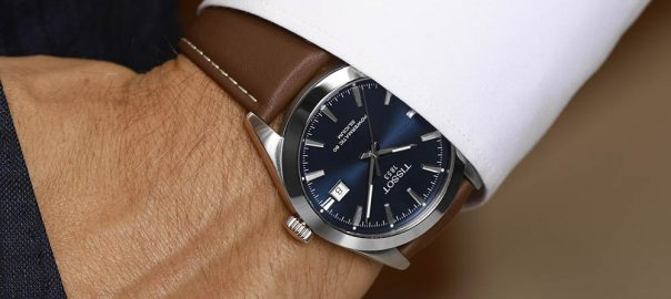 tissot gentleman powermatic 80 silicium lifestyle