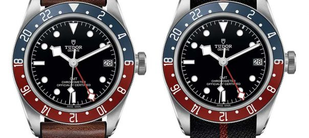 tudor black bay gmt 2018 straps