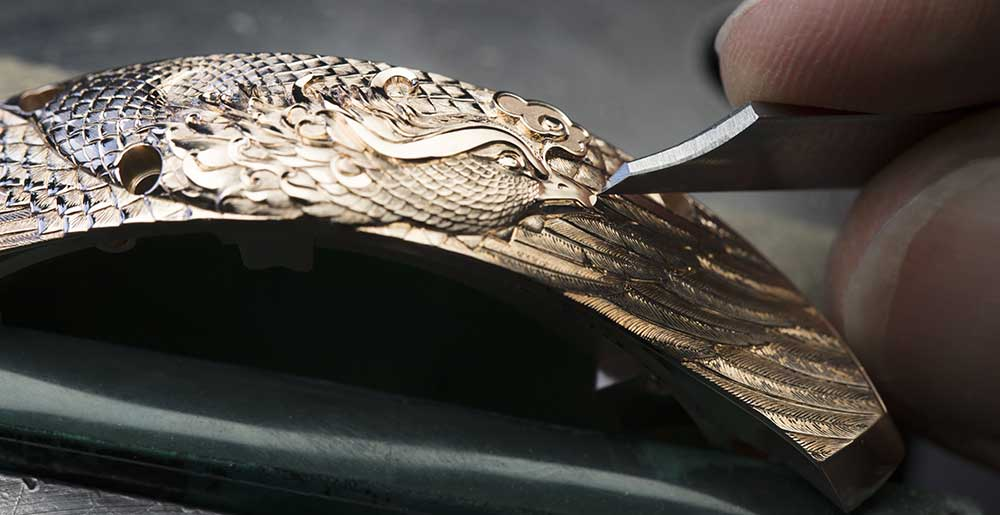 vacheron constantin cabinotiers-grand complication phoenix craftman