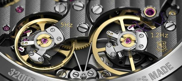 vacheron constantin traditionnelle twin beat closeup on caseback