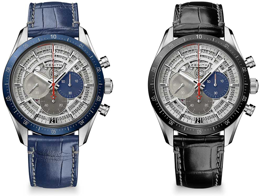 zenith chronomaster 2 2019 both