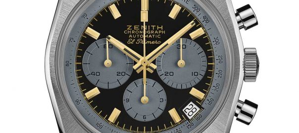 zenith a384 revival lupin third edition closeup