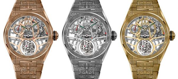 zenith defy zero g siar collection