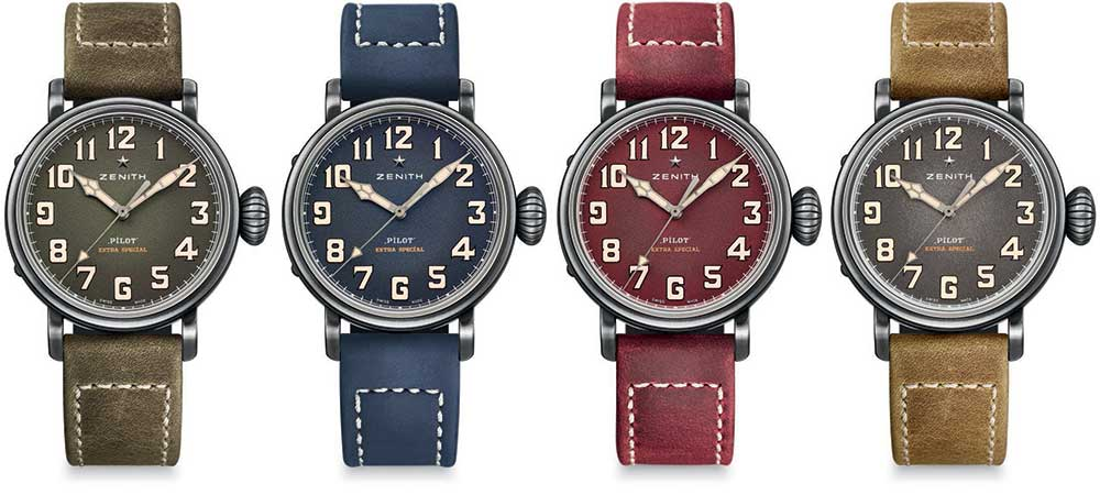 zenith pilot type 20 extra special-40mm collection